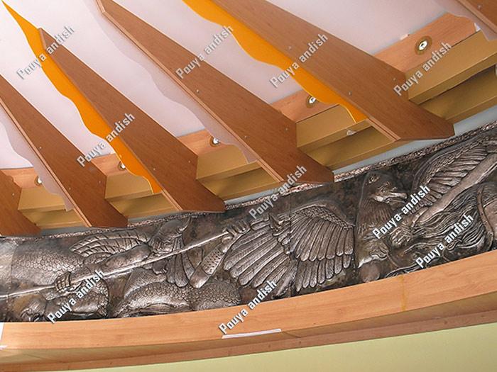 mojasamesazi felez 8 1 - مجسمه سازی با فلز