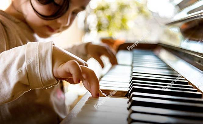 کلاس موسیقی کودکان
