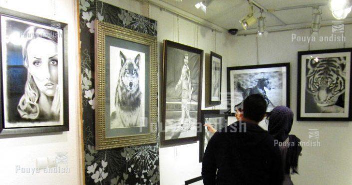 nagashi exhibition 15 1 705x371 - طراحی ، نقاشی