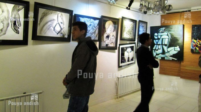 nagashi exhibition 18 1 705x391 - طراحی ، نقاشی