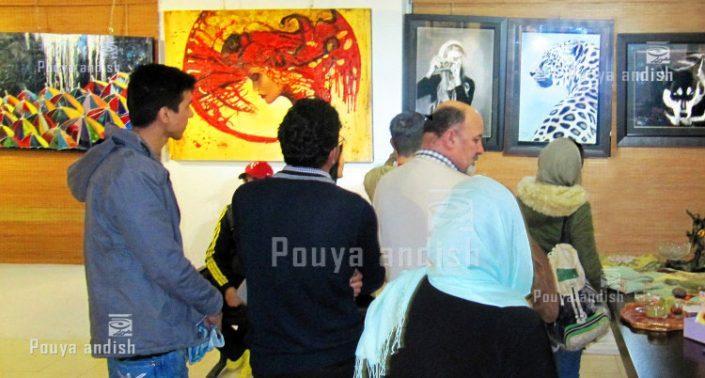 nagashi exhibition 20 1 705x378 - طراحی ، نقاشی