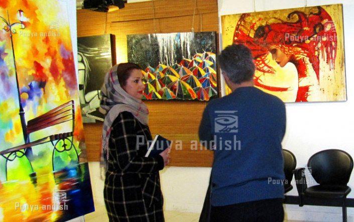 nagashi exhibition 4 1 705x442 - طراحی ، نقاشی