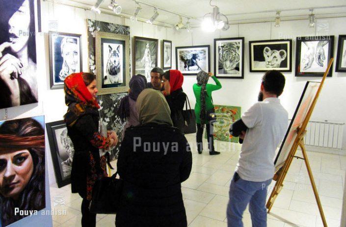 nagashi exhibition 5 1 705x462 - طراحی ، نقاشی