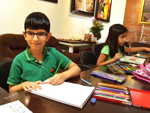 naghashi koodakan 3 - نقاشی کودکان