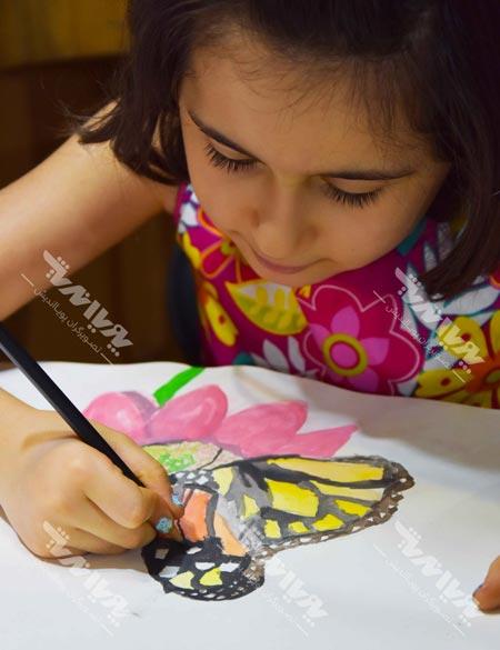 naghashi koodakan 6 - نقاشی کودکان