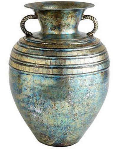 patina vase 2 1 - کاربرد پتینه روی سفال