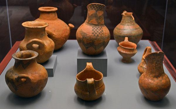 pottery 2 - تاریخچه سفالگری در جهان