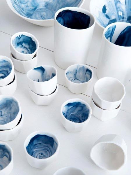 pottery glaze 1 - لعاب روی سفال چیست؟