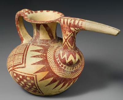 pottery history 5 - تاریخچه سفالگری در ایران