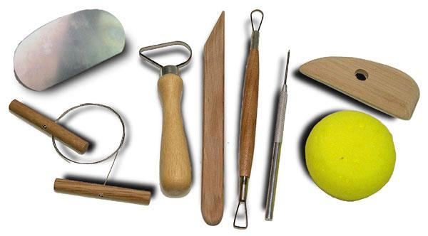 pottery tools - سفالگری چیست؟