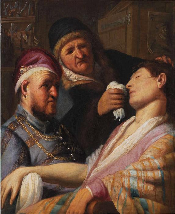 rambrand baroque - رامبراند ، هنرمند نقاش