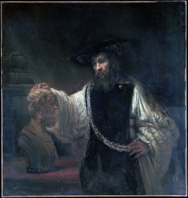 rambrant 1 - رامبراند ، هنرمند نقاش