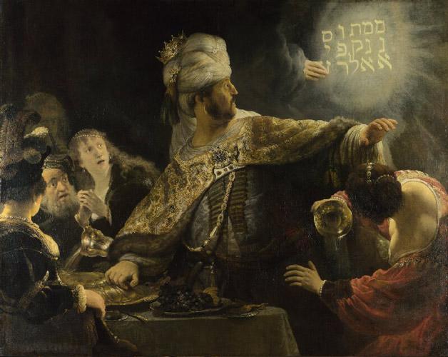 rambrant 2 - رامبراند ، هنرمند نقاش