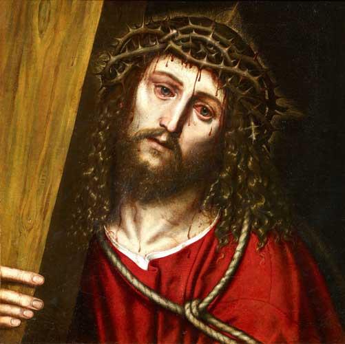 renaissance  christ  painting - سیر تحول مفهوم  فلسفه ی زیبایی از یونان باستان تا عصر روشنگری