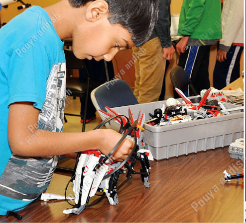 robatik koodakan 1 - آموزش رباتیک برای کودکان و نوجوانان