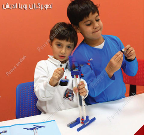 robatik koodakan 4 - آموزش رباتیک برای کودکان و نوجوانان