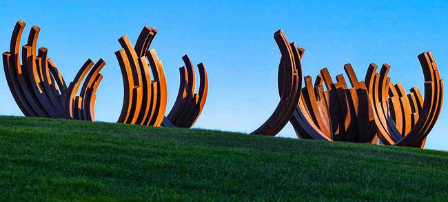 sculpture modern art - مجسمه سازی مدرن