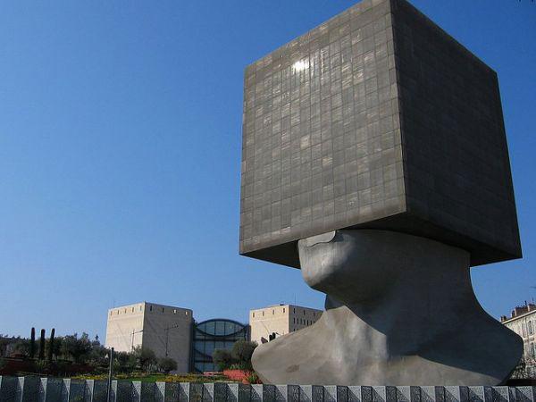 sculpture - تاملی در رابطه معماری و مجسمه سازی