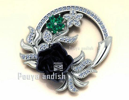 tarahijavaher 14 - طراحی جواهر