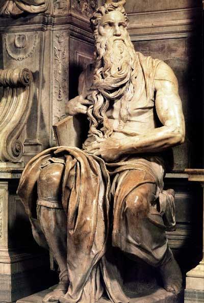 Michelangelo - پیشینه مجسمه سازی