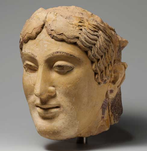 archaic sculpture - تاریخچه مجسمه سازی