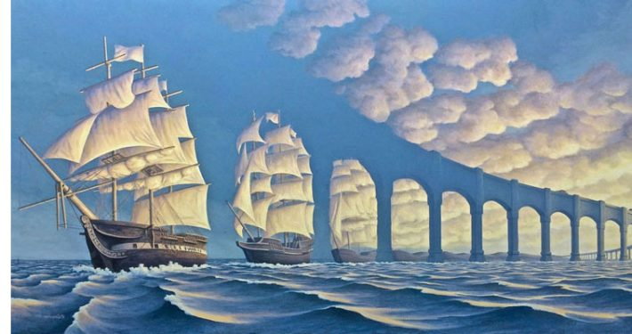 Surrealism 2 5 - آموزش نقاشی سورئالیسم