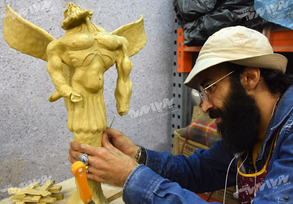 amoozeshe mojasame sazi - مجسمه چیست ؟
