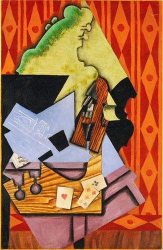 cubism - نقاشی کوبیسم