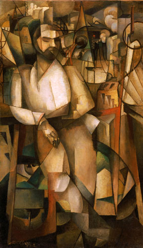 cubism art - نقاشی کوبیسم