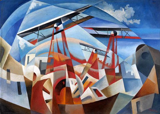 cubism painting - نقاشی کوبیسم
