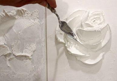 plaster statue - مجسمه سازی با گچ