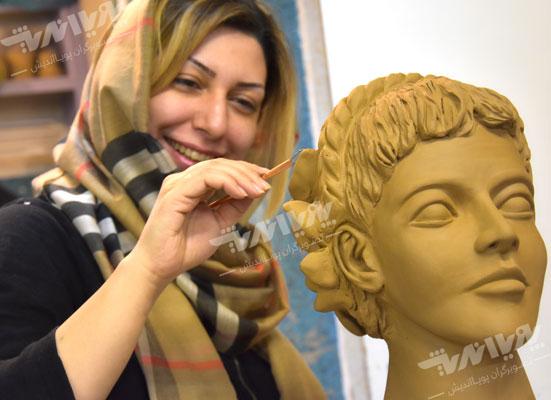 sculpting class - مجسمه چیست ؟
