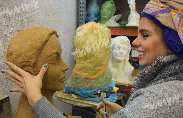sculpting edu 2 - مجسمه چیست ؟