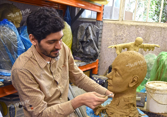 sculpture importance - اهمیت آموزش مجسمه سازی