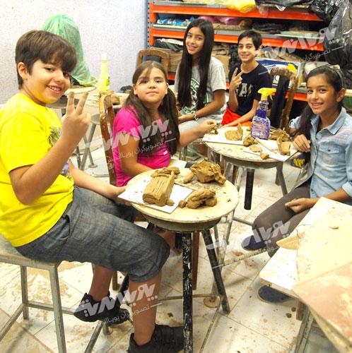 اهمیت سفالگری برای کودکان