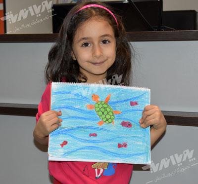 naghashi koodakan - نقاشی کودکان