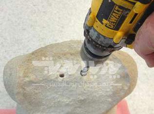 4 - بازسازی مجسمه سنگی