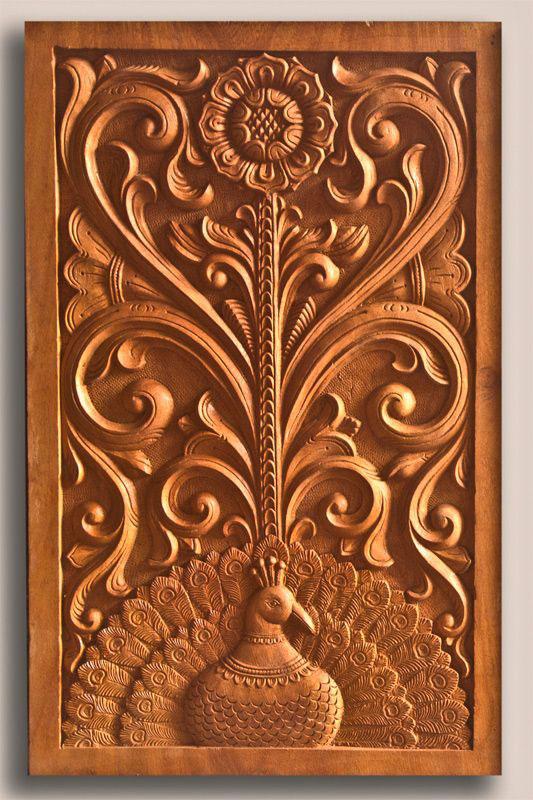 carving wood 1 - منبت کاری چیست ؟