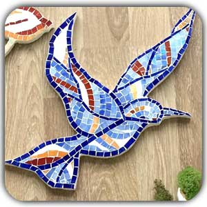 mosaice art wood - سفالگری چیست؟