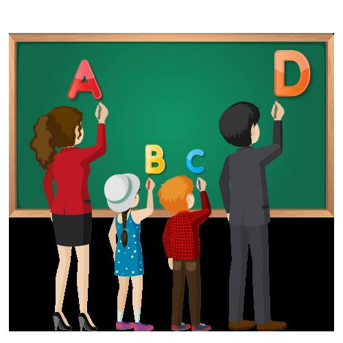 amoozeshe zaban - آموزش زبان کودکان