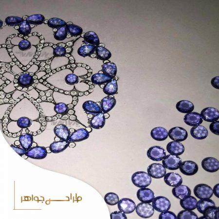 d 2 450x450 - طراحی دستی جواهرات