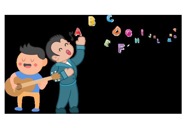 esl music - آموزش زبان کودکان