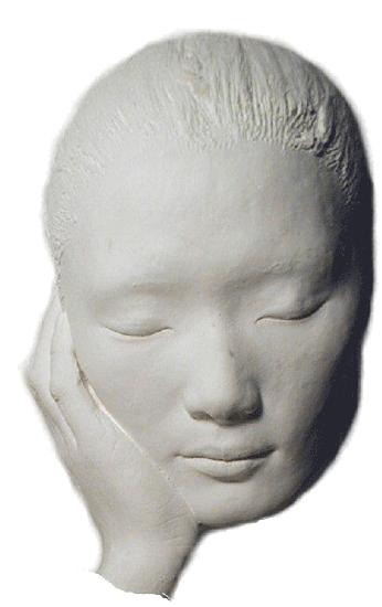 face model - درست کردن قالب صورت