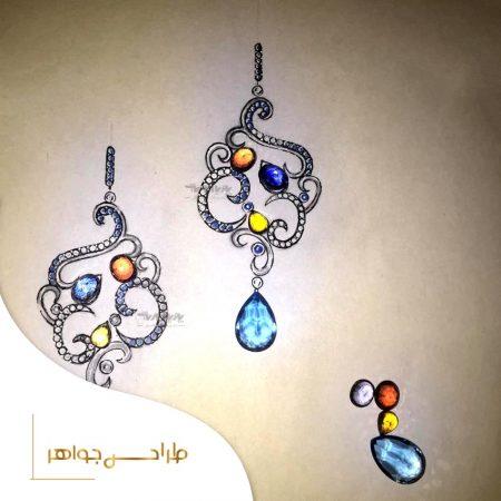 h 2 450x450 - طراحی دستی جواهرات