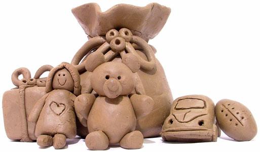 mojasamesazi koodakan - مجسمه سازی برای کودکان