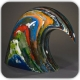 resin art 80x80 - درست کردن قالب صورت