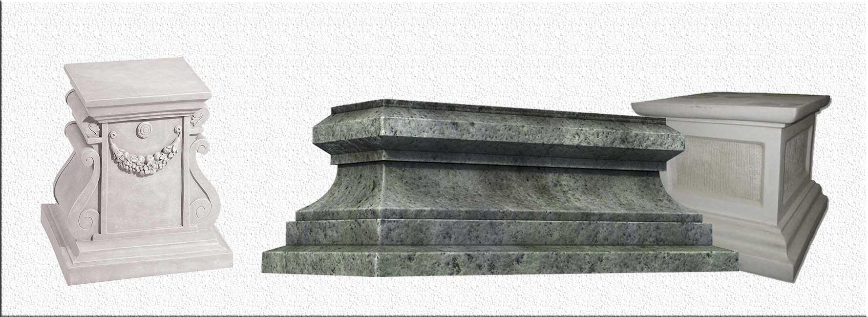 statue base 1 - پایهی مجسمه