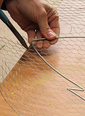 wired sculpture 17 - نحوهی ساخت مجسمههای سیمی