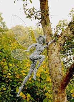 wired sculpture 22 - نحوهی ساخت مجسمههای سیمی