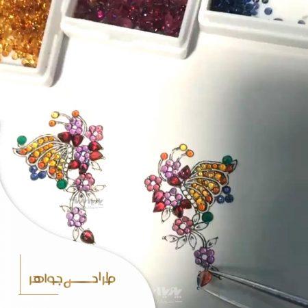 y 1 450x450 - طراحی دستی جواهرات
